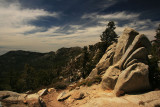 Boulders and Sky