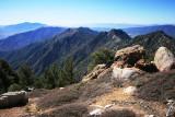 Approaching the Ridge Traverse