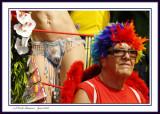 The Colours of Toronto's Gay Pride Parade 2002 - 2006