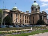 Parliament, Belgrade, Serbia
