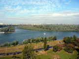 Sava and Danube Confluence