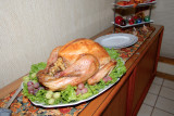 MY turkey.