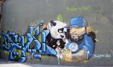 GRAFFITI Wien Donaukanal