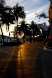Riverwalk, Las Olas Blvd. Sunset
