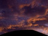 Cinder Cone Sunset