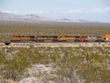 Crossing the Mojave