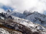 Lamoille Canyon Snow