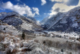 The Ruby Mountains - Lamoille Canyon