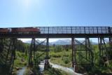 Bridge at East Glacier