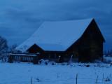The Winter Barn