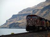 Rolling Down The Columbia River