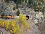 Tunnel at Bad Rock Canyon