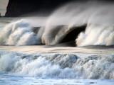 Waves at Mora