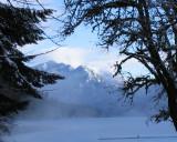 Storm King at Lake Crescent