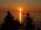 Makah Bay Sunset