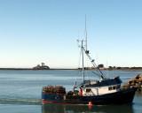 Crescent City Crab Boat