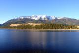 Glacial Morane Wallowa Lake