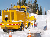 The Big Yellow Snow Plow!
