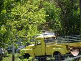 Yellow Ranch Truck