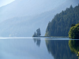 Lake Crescent in the Morning Light