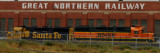 Great Falls Train Yard