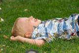Nick on Grass
