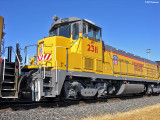 Union Pacific Green Goat Hybrid loco