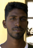 Young Tamil man
