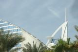 Jumeirah Beach and Burg Al Arab Dubai.JPG