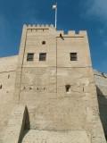 Fujairah Fort Flag.JPG