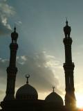 Mosque at Sunset Bur Dubai.JPG