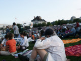 Portland Waterfront Blues Fest Crowd