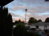 Reflection Of Sunrise