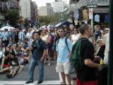 Bastille Day on Orchard Street July 2003