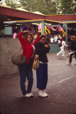 Barbara Dunshee and Denise Paquette Seattle Center 1988