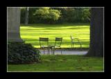 Waiting chairs - Paris