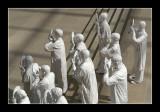 Statues by Gloria FRIEDMANN (1)