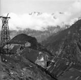 La mine et les cimes