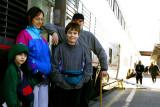 Mary, Dana, Adrienne & Marc at Albuquerque's stop