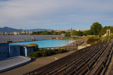 the grandstand view from the Kitsilano Showboat theatre