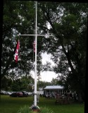 international welcome at Henderson Harbor Yacht Club