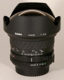 Sigma 14mm 3.5