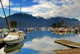 Marina view, Montreux