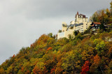 Hotel on the hill, Montreux