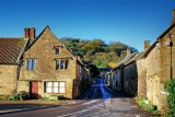 Main Street, Montacute, Somerset