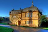 Catching the light, Montacute, Somerset (2587)