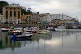 Early morning, Torquay harbour