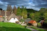 Cottage corner, Lustleigh (2778)
