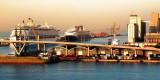 Cruise liners, Barcelona