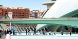 People crossing, Valencia